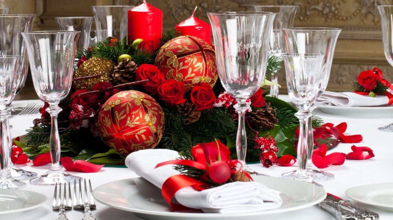 к новогоднему столу